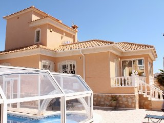 Villa Christina, Fully air conditioned, private villa with heated swimming pool.