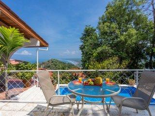 Villa Arturo: Ocean View & Monkey Visits!