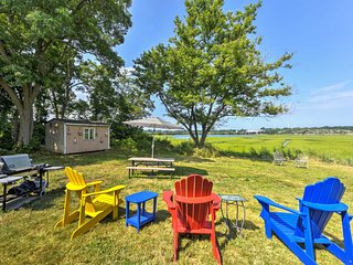 Remodeled 3BR Gloucester Annisquam River Cottage