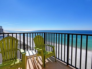 Pelican Walk 904- Bring Your Dog on Vacation to Our Beach Front Condo ~ RA131021