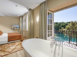 Palatial Villa Andalusia with Čikat Bay View Suitable for 14 people.  Waterfront