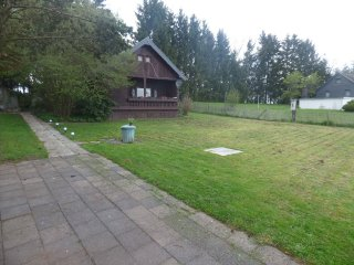 Country house 633 m from the center of Hellenthal with Parking, Terrace, Garden