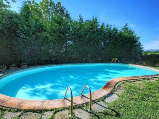 Villa in Cortona with Internet, Pool, Terrace, Garden (460693)