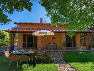 Villa in Cortona with Internet, Pool, Terrace, Garden (460411)