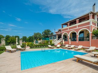 Amalthia 7-Bedroom Private Pool Villa in Zakynthos