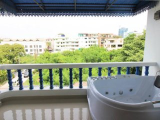 Ruamchok Ocean View - 2BR Sea view (jacuzzi)