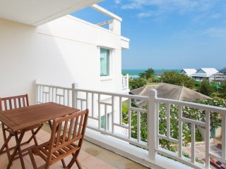 Two-Bedroom Apartment-Sea View:BDB Baan Poolom Beachfront Condominium,HuaHin