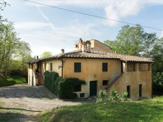 Country house in the center of Ghizzano with Internet, Pool, Garden (452443)