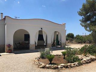 Villa Uliveta, nel verde e nel silenzio a due passi dal mare
