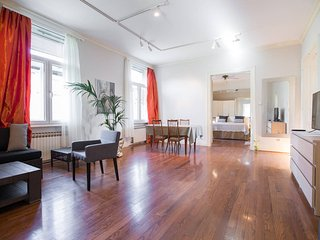 NEW 1 bedroom apartment in Zagreb City Center