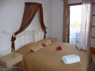 Kastraki Dunes Naxos Double Room with Sea View