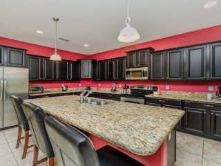 ✧Spacious and Colorful 6 Bedrooms Villa - Nearby Disney / Universal / SeaWorld✧