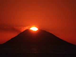 Casa Piscità Splendida vista mare e vulcano
