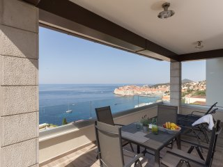 Amorino of Dubrovnik Apartments - Studio Apt with Terrace and Sea View (Lavanda)