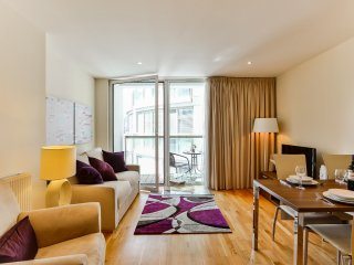 Stunning Apartment in South Quay, Millharbour, London, E14