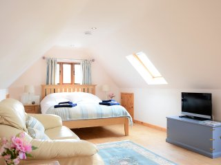 Brookhaven, a holiday hideaway for couples in peaceful East Devon. Pet friendly