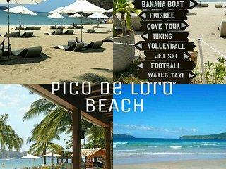 Pico De Loro Beach Resort & Club (Philippines) 1 Bedroom Unit (enclosed room)