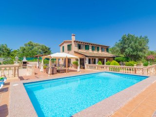 VILLA MARIA (FONTSECA) - Villa for 10 people in S'ARANJASSA