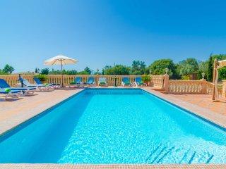 FONTSECA - Villa for 10 people in S'ARANJASSA