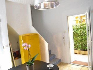 Cozy apartment in Marseille with Internet, Washing machine, Air conditioning
