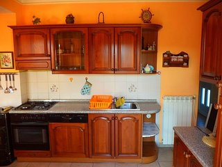 Apartment in the center of Kampor with Parking, Terrace, Washing machine