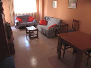 Spacious apartment in Murcia with Lift, Parking, Washing machine, Air conditioni