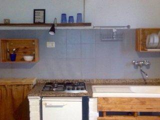 LA POLVERIERA HOME bilocale con cucina