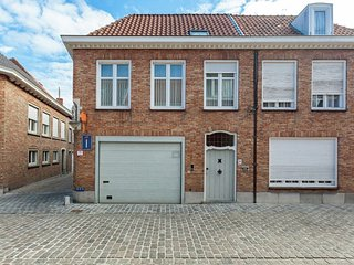 House in the center of Bruges with Terrace, Garden, Washing machine (39579)