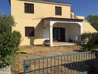 Apartment with 3 bedrooms in San Teodoro, with furnished terrace