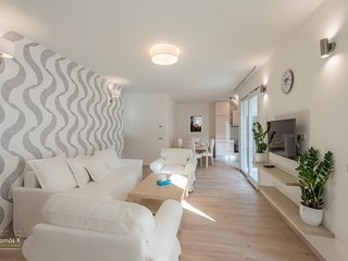 Apartment in the center of Budapest with Air conditioning, Terrace, Washing