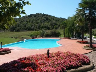 House with 2 bedrooms in Murlo, with pool access, furnished terrace and WiFi