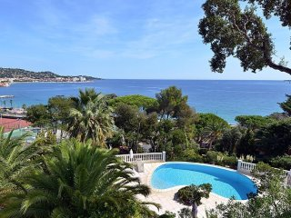 Studio apartment 796 m from the center of Sainte-Maxime with Air conditioning