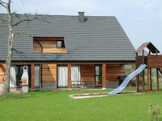 House in the center of Durbuy with Internet, Parking, Terrace, Garden (37803)