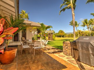 The Palms Impressive Poipu 3bed with premium interiors and large tropical lawn