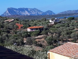 San Teodoro new villa with amazing view on the bay
