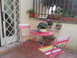 House with one room in Montecatini Terme, with enclosed garden