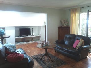 House with 1 room in Roma, with wonderful city view, furnished balcony and WiFi