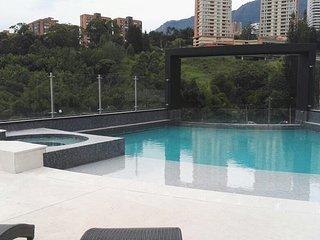 Beatiful luxury apartament excellent view City