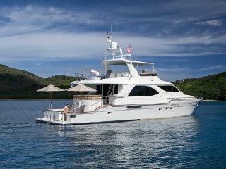 Motor Yacht 'Sea Mystic'
