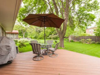 S&J #54 Beautiful Edina 4BR 2BA with Deck - Single Family Perfection!