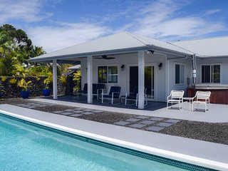 Paradise Retreat: Spacious, Private Home w/ Pool. NEW PROPERTY RATE!
