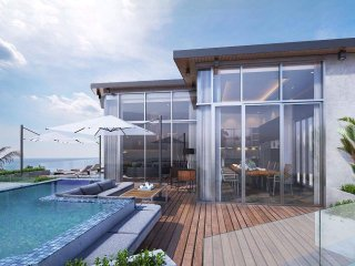 Sky-Villa Extreme Penthouse Villa #1 in Phuket,  Kamala Beach 2- 20 Beds