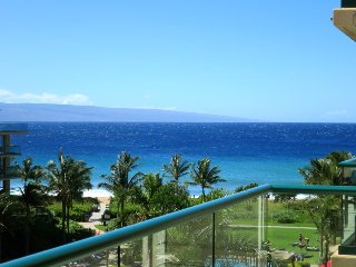 Check Out This View at Honua Kai! XL 2 Bedroom - The Yellowfin at 545 Hokulani