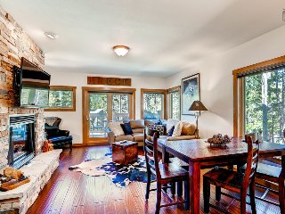 Award-winning mountain house, close access to slopes, hot tub - White Cap Lodge