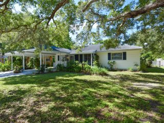 Cosy 3bed/2bath House Sarasota 5min Downtown 20min Siesta Beach