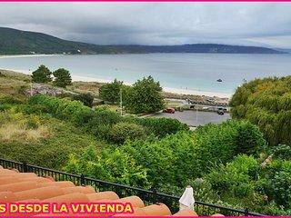 Ático con vistas a playa Langosteira Finisterre