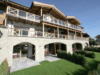Apartment 28 m from the center of Kaprun with Internet, Lift, Terrace, Balcony