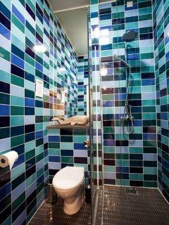 Main floor shower room