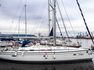 New listing! BAVARIA 46 SAILING BOAT
