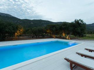 Modern Villa Sunshine with big 10x5m pool